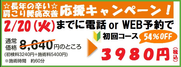 2月20日3980円円バナー